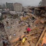 Kenya building collapse kills 7