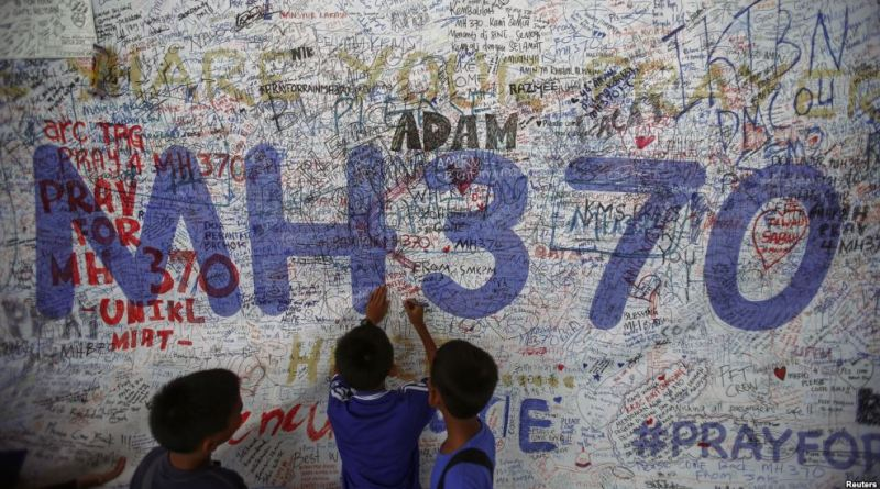 Debris found in Africa are from Flight 370