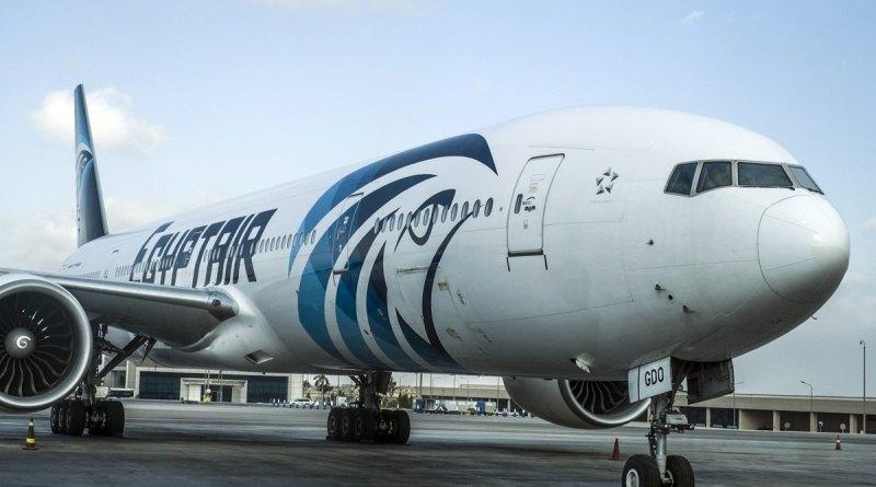 EgyptAir Flight 804 crashed