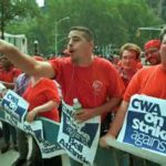 Largest strike in US history ends