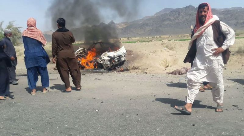 Obama confirms death of Taliban leader