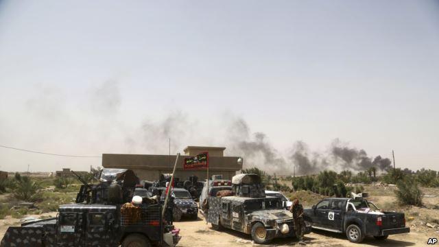 Retake Fallujah from IS could take long