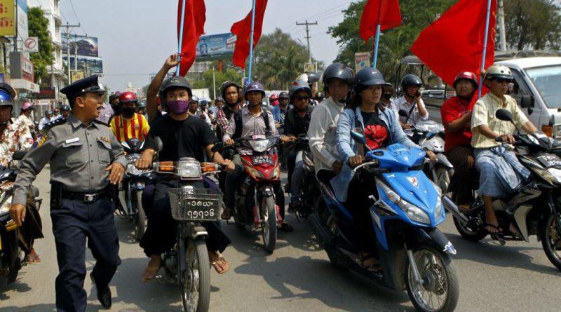 BBC Burmese service reporter sentenced