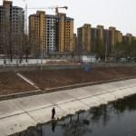 Beijing is sinking 4 inch a year