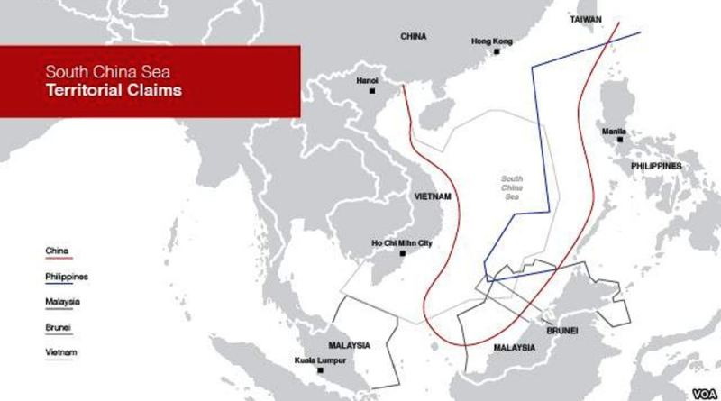 International court ruling over South China Sea