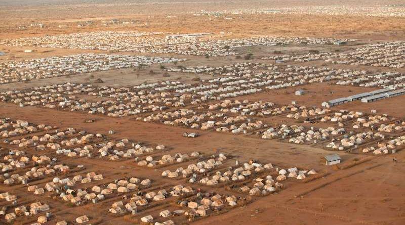 Somali president visits world's largest refugee camp