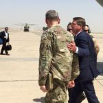 US Defense Secretary visits Iraq