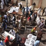 Blast in Pakistan hospital kills at least 63