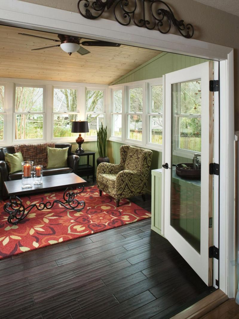 Increase Your Home's Value sunroom