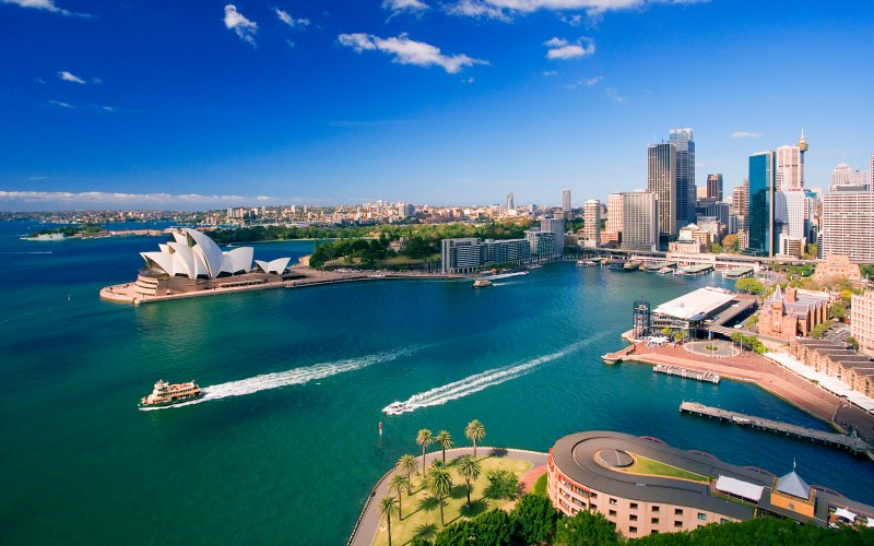 Living in the world's most reputable countries Sydney Australia )photo-beautifulplacestovisit.com)