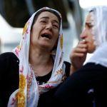 Turkey blame wedding attack on IS