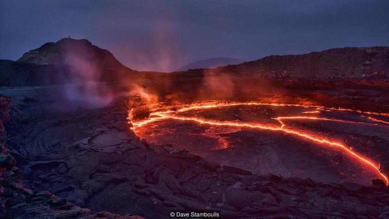 Inside Ethiopia's Sizzling Cauldron