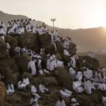 Muslims mark most important day of Hajj