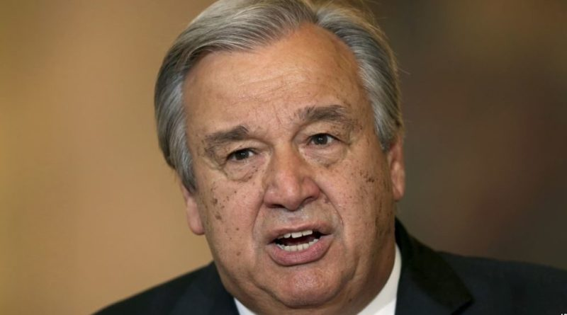 Incoming secretary general is a former Portuguese PM, committed Catholic and socialist