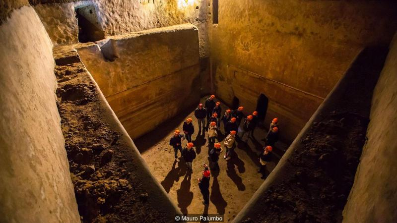 An Ancient World Concealed Underground