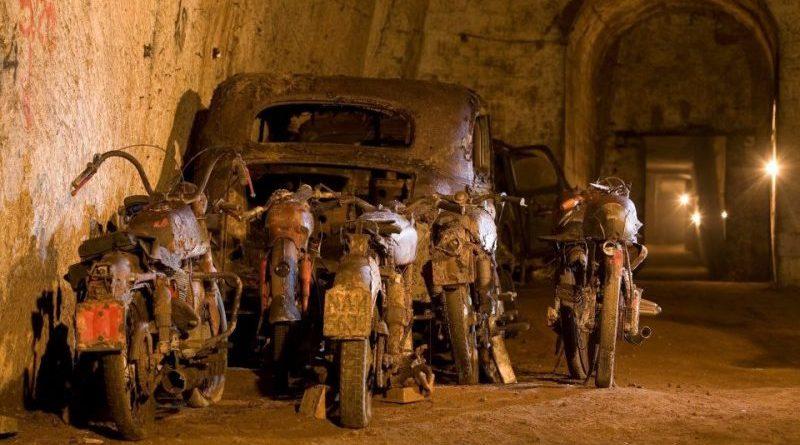 An Ancient World Concealed Underground