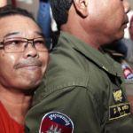 Cambodian senator sentenced for facebook post