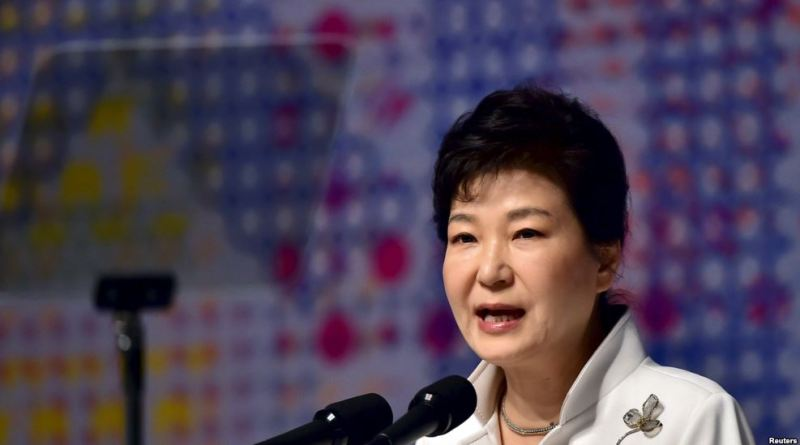 Park nominates new PM amid political crisis