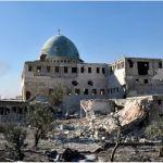 Syrian army seizes third of rebel-held Aleppo