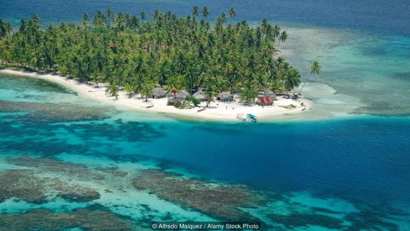 The 350+ Islands Set To Disappear