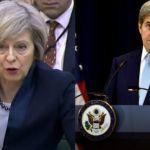 UK crictisizes US on Israel comment