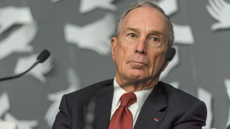 How Have World's 8 Richest Men Built Their Fortune michael bloomberg
