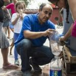 Millions without water in Chile capital Santiago