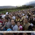 Venezuelan food crisis