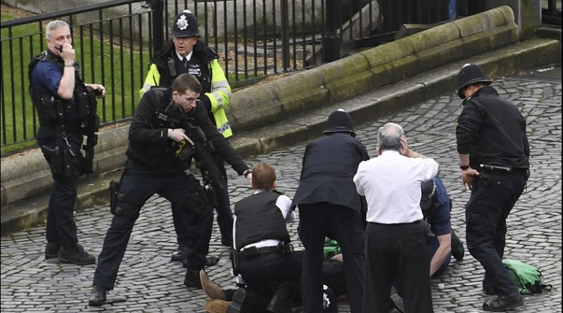 7 arrested in London terrorist attack