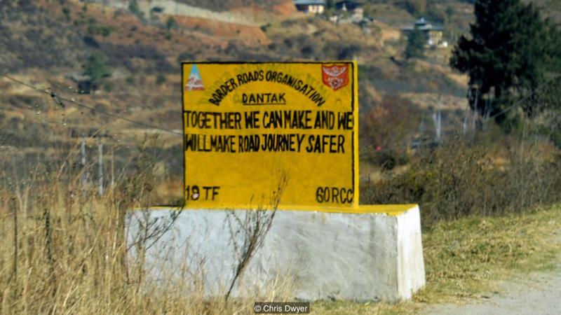 Bhutan's Dark Sense of Humor