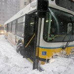 Winter storm hits Northeastern part of US