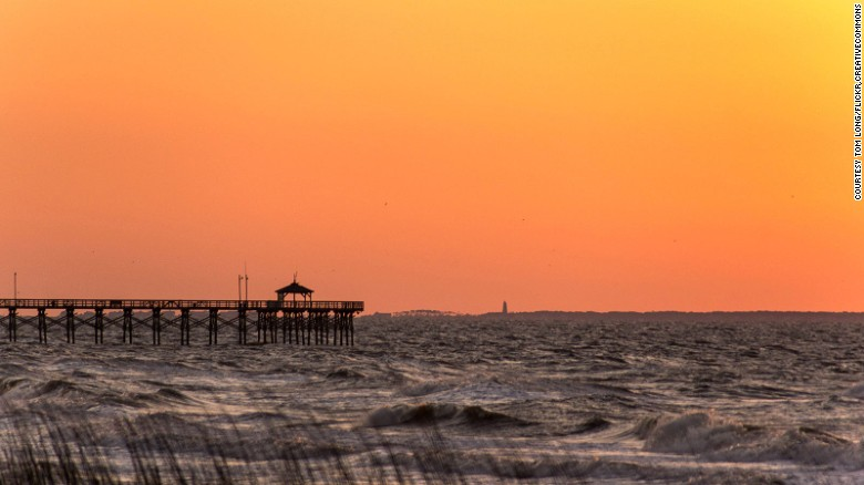 7 islands perfect for day trips Bald Head Island North Carolina
