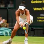 Garbine Muguruza Beats Venus Williams