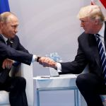Trump presses Putin on Russian election meddling