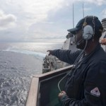 China joins search for missing US sailor