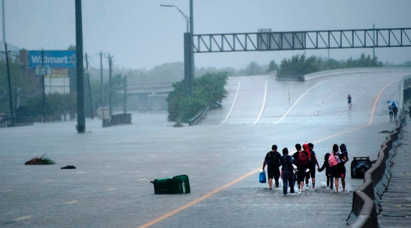 WH to request $6 billion Harvey relief