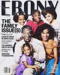 Ebony Magazine Cover Creates Controversy.