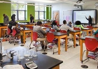 The District's public schools received an A-plus grade from the city for the month of October. (Courtesy of DCPS)