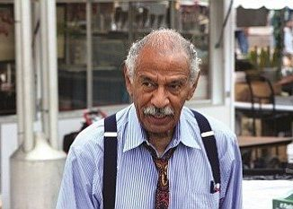U.S. Congressman John Conyers (D-Michigan) has introduced H.R. 40, a bill to establish a Commission to Study Reparations Proposals for African-Americans Act, every year since 1989. (Flickr Creative Commons)