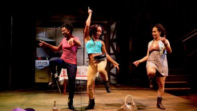 """Milk Like Sugar,"" currently running at the Atlas Performing Arts Center in D.C., proves itself as a contemporary coming-of age story. /Courtesy of Mosaic Theatre"