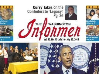 Washington Informer, July 16, 2015