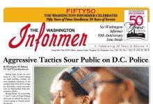 Washington Informer, October 20, 2014
