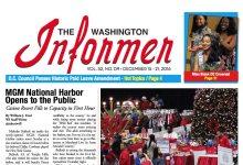 Washington Informer, December 15, 2016