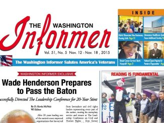 Washington Informer, November 12, 2015