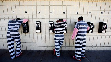 Photo: The latest attempt to reduce the amount inmates and their families pay for phone calls has failed. /Courtesy photo