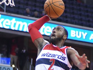 **FILE** Washington Wizards point guard John Wall (John De Freitas/The Washington Informer)