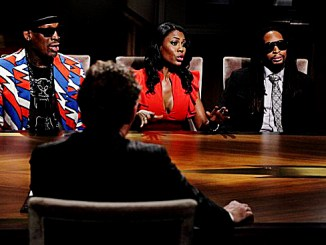 "Omarosa Manigault on the 2013 ""All-Star Celebrity Apprentice"" (Courtesy photo)"