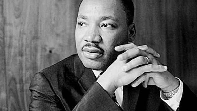 Martin Luther King Jr.'s legacy still affects multitudes of people around the world. (Courtesy of Democracy Now)