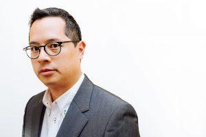 Author Jeff Chang (Courtesy photo)