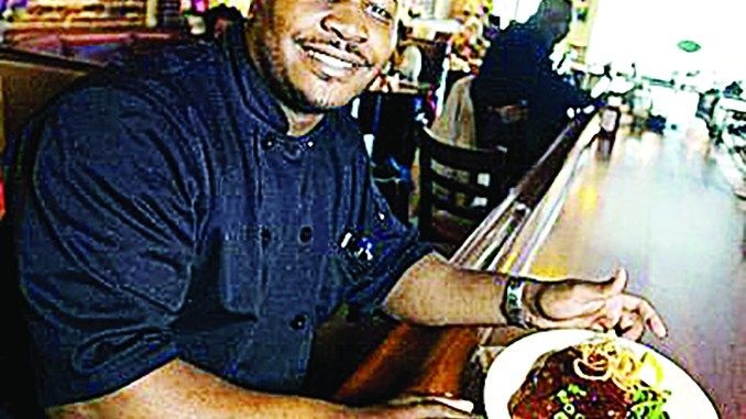 Chef Donnell Long, owner of Olde Town Inn (Courtesy of OTI)